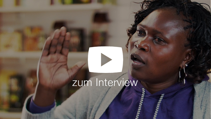 Rosemary Achieng im Interview