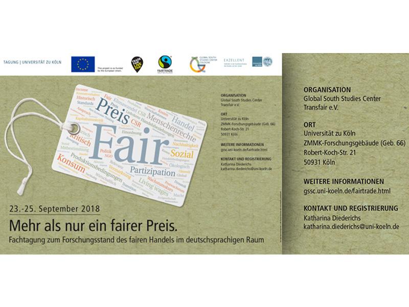 Fair Trade Geldbeutel | Faire Produktion zu fairen Preisen
