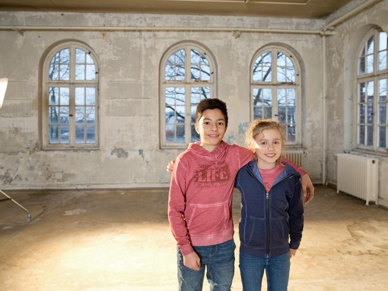 e042204dbf Die neue Kollektion von Shirts for Life in Kindergrößen. © Brands Fashion  GmbH