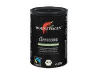 Mount Hagen Fairtrade Bio Cappuccino