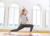 FAIR Yoga Hose aus Fairtrade-Baumwolle