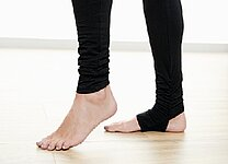 Damen Yoga Hose mit Fairtrade-Baumwolle