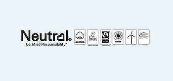 Logo: Neutral - Certified Responsibility