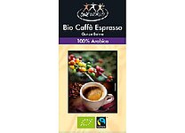 One World Bio Caffé Espresso Ganze Bohne